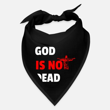 God God is not DEAD - Bandana
