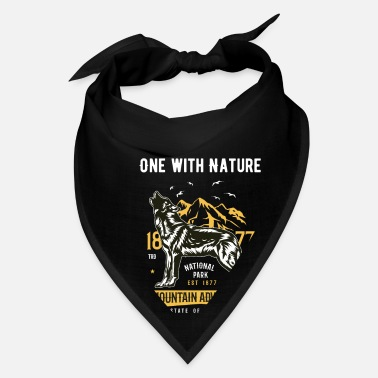 Trails One with Nature Nature Trip Mountain - Bandana