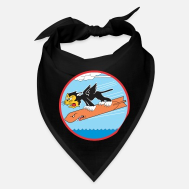 Army National Guard 863d Bombardment Squadron - Bandana