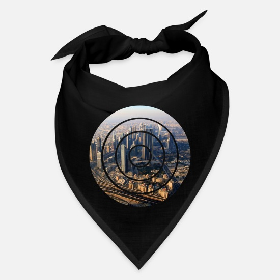 Fascinating Cities Caps - city - Bandana black