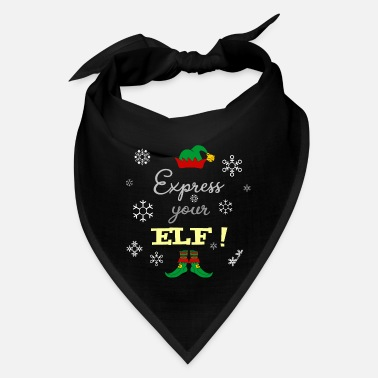 Expression Express your ELF! - Express yourself! - Bandana