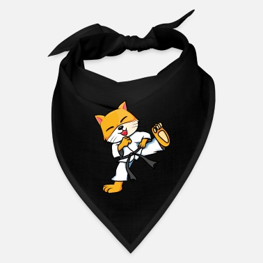 Carat karate cat - Bandana