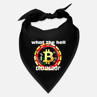 2009 Shirt Bitcoin 2009 crypto currency - Bandana