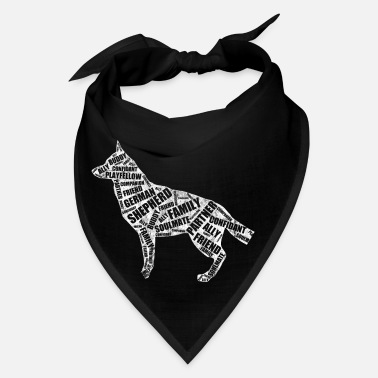 German Shepherd German Shepherd - Bandana