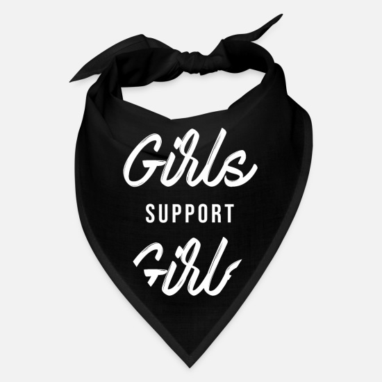 Strong Caps - girl - Bandana black