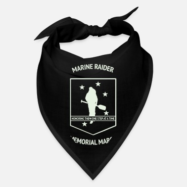 Us Marine Raider Memorial March - Bandana