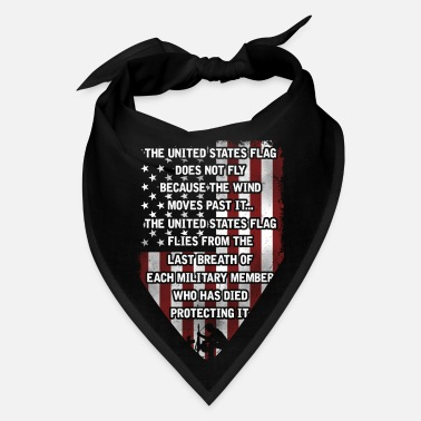 US Flag - Bandana