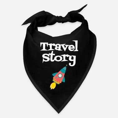 Man Travel Story - Bandana