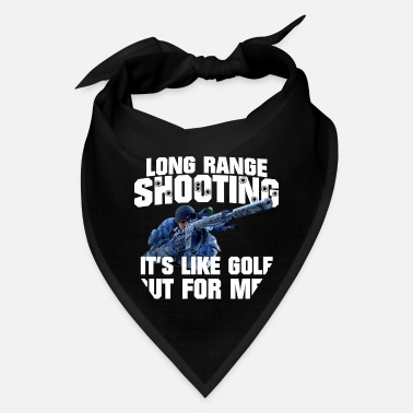 Long Range Shooting Long Range Gun - Bandana