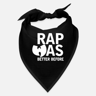 Rap rap was - Bandana