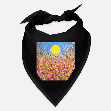 Meadow Wildflower Meadows - Bandana