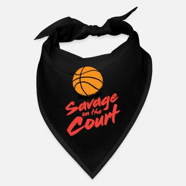 Court Savage on the court - Bandana