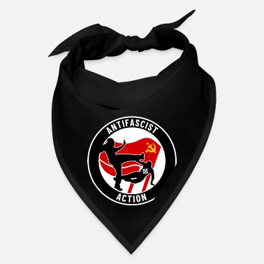 Sickle Antifascist Action (Hammer and Sickle) / Fighting - Bandana