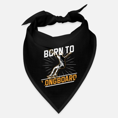 Sporting Sports - Born To Longboard - Bandana