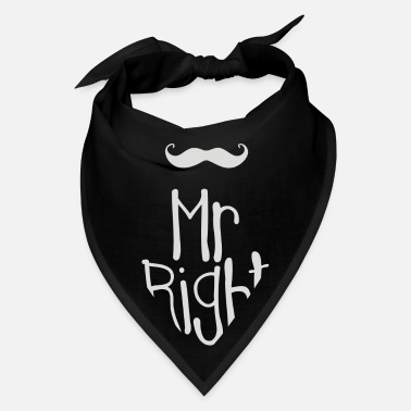 Right Mr Right - Bandana