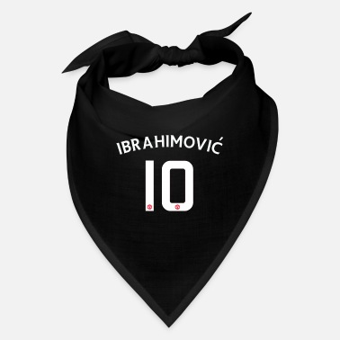 Lucky Number ibrahimovic lucky number - Bandana