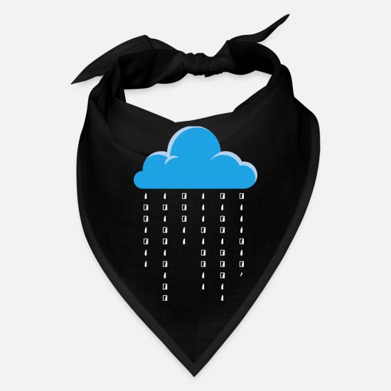 Rain Caps - Cloud - Bandana black