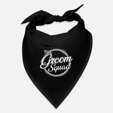 Stag Groom Squad Groom Party - Bandana