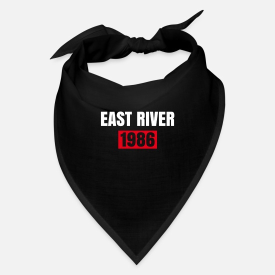 Digital Caps - EAST RIVER - Bandana black