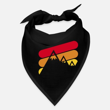 Mountains Mountains Mountain Mountaineering - Bandana