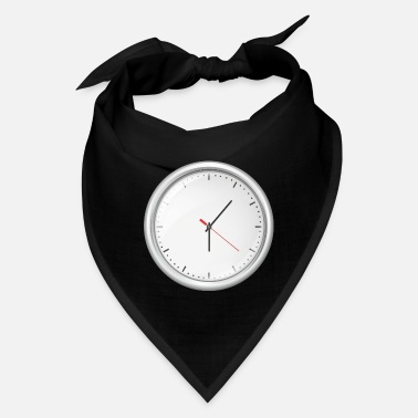 Clock Clock Illustration - Bandana
