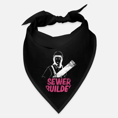 Sewer Female Sewer Builder - Bandana
