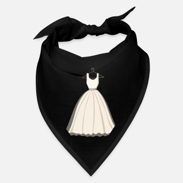 Wedding Dress Wedding Dress - Bandana