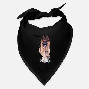 German Shepherd German Shepherd - German Shepherd - Bandana