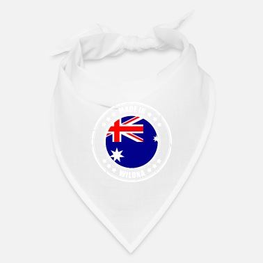 Commonwealth Of Australia MADE IN WILUNA - Bandana