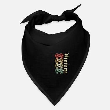 Nineties 99 99 99 99 retro - Bandana