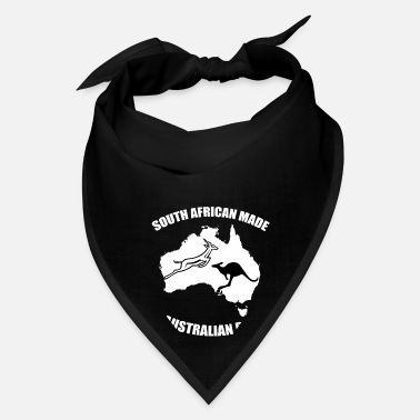 Africa South Africa made Australian Paid - Bandana