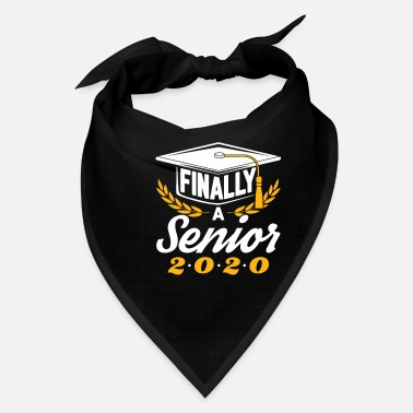 Senior Finally A Senior Class of 2020 - Bandana
