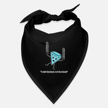 Poor Funny Flawless Diamond Pun Kawaii Diamond Graphic - Bandana