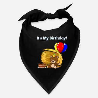 Children's Birthday Party children's birthday party - Bandana