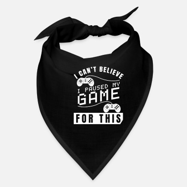 Gamer Gaming - Bandana