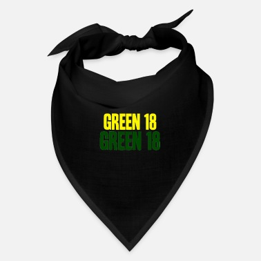 Greenbay GREEN 18 - - - Bandana