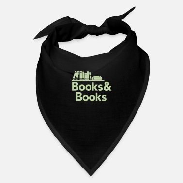 Book Books and books - Bandana