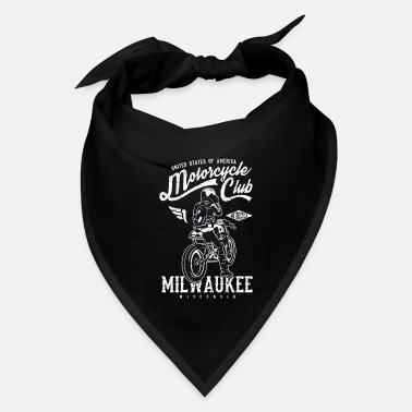 Milwaukee Wisconsin MotorcycleClub Milwaukee Wisconsin - Bandana