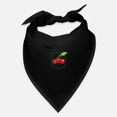 Cherry cherry pocket cherry cherry lady cute cherry gift - Bandana