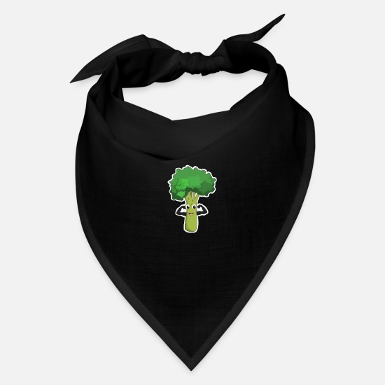 Cabbage Caps - Go Vegan - Bandana black