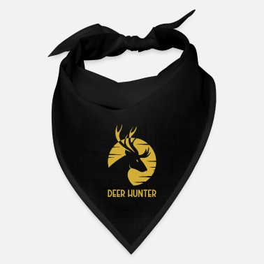 Three Hauses Golden Deer Emblem - Bandana