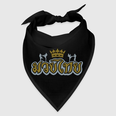 muay thai king - Bandana