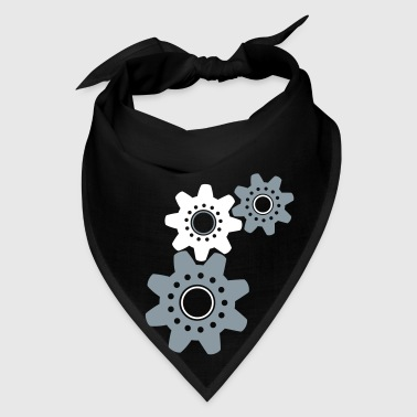 working cogs - Bandana