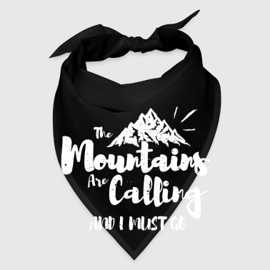 Mountain climbing - Bandana