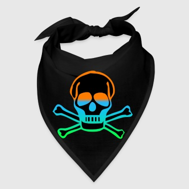 Official INTER MIAMI™ Jolly Roger Pirate Bandana - Bandana