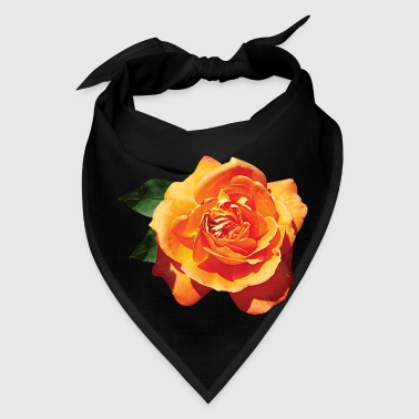Orange Rose - Bandana
