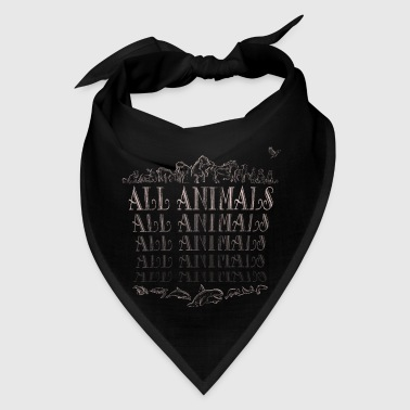 All Animals - Bandana