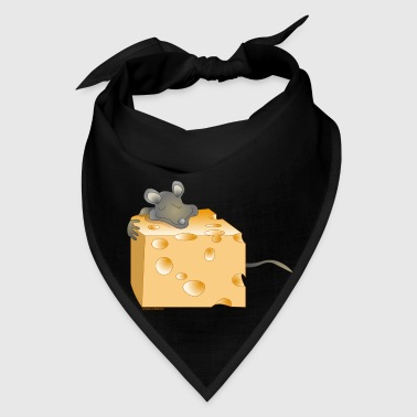 Cheese and Mouse - Bandana