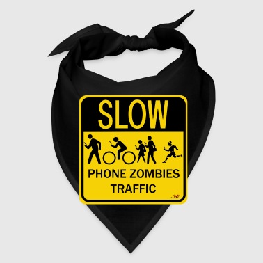 Phone Zombies Traffic - Bandana