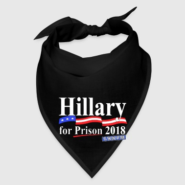 Hillary til the end of time 1 - Bandana